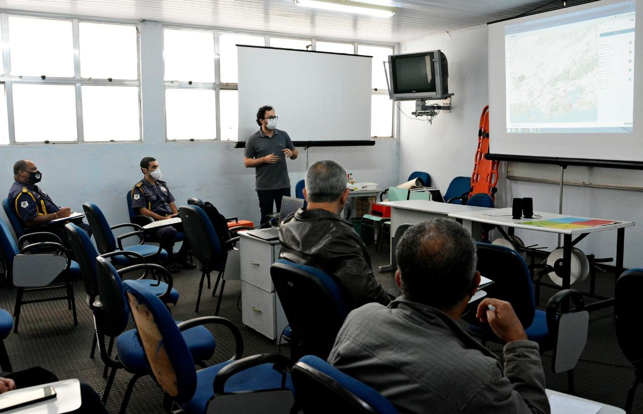 Prefeitura de Volta Redonda instala GPS na frota e capacita equipes